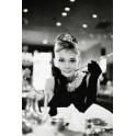 Audrey Hepburn B&W
