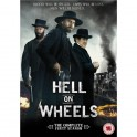 Hell on Wheels Season 1 (3 Discs)