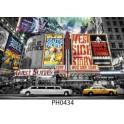 New York Theatre Signs