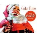 Coca-Cola - Coke Santa