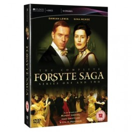 The Forsyte Saga (2002) Complete TV Mini-Series (4 discs)