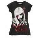 Lady Gaga Women's Vintage Style T-Shirt by Amplified
