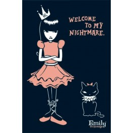 Emily the Strange Welcome to my Nightmare