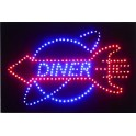 Led Sign / Billboard Diner
