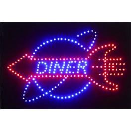 Led Sign / Billboard Diner