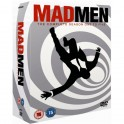 Mad Men: Seasons 1 - 5 Box Set (15 Discs)