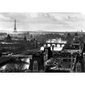 Paris France Black & White