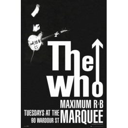 The Who at the Marquee