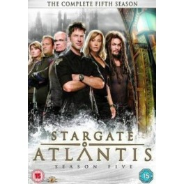 Stargate Atlantis Season 5 Box Set