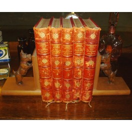 K.Paparigopoulos - History of the Greek Nation (Hardback) (5 Volumes)