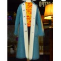 Weatherall Vintage  Reversible Wool Coat 1970's