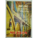 Metaxa 1888-1963 Vintage Ad