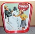 Coca-Cola Snowman