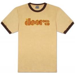 The Doors Men's T-shirt (Brown)