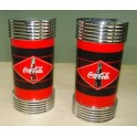 Coca Cola Salt & Pepper Shakers