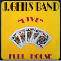 """J. Geils Band, The – """"Live"""" Full House (LP)"""