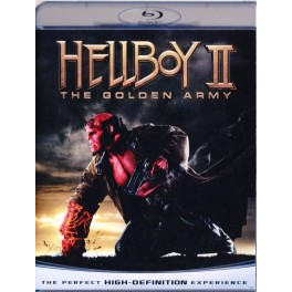 Hellboy II - The Golden Army - Blu-Ray (2008)