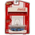 Johnny Lightning Coca-Cola  - 1970 Plymouth GTX
