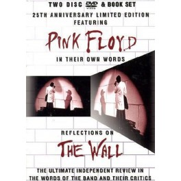 Pink Floyd in Their Own Words: Reflections On The Wall (DVD Hardack)
