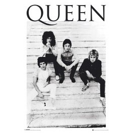 Queen - Black & White (Brazil 81)
