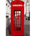 London - Red Telephone Booth