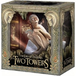 The Lord of the Rings: The Two Towers (DVD BOX SET & FIGURINE)