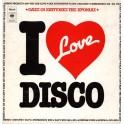 Various – I Love Disco (LP)