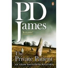 P.D. James - The Private Patient (Paperback)