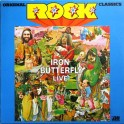 Iron Butterfly – Live (LP)
