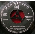 Elvis Presley With The Jordanaires – It's Now Or Never / A Mess Of Blues (EP)