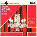 Werner Müller And His Orchestra – Great Strauss Waltzes (LP)