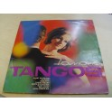 Perez Morales And His Tango Orchestra - Famous Tangos (LP)