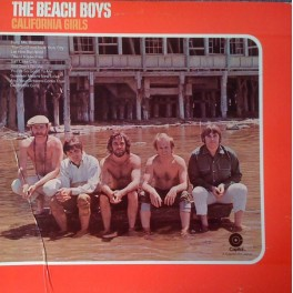 The Beach Boys - California Girls (LP)