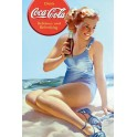 Coca - Cola on the Beach