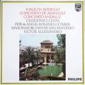 Joaquín Rodrigo, Romeros, The, San Antonio Symphony Orchestra, Victor Alessandro – Concierto Aranjuez - Concierto Andaluz (LP)