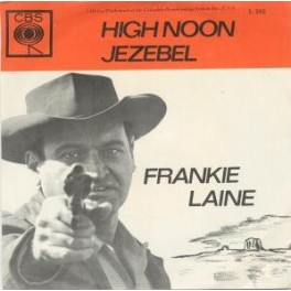 Frankie Laine - High Noon / Jezebel (EP)