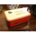 Vintage SHARPS Super-Kreem Assorted Toffee Tin (Empty)