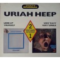 Uriah Heep ‎– Look At Yourself / Very'Eavy Very'Umble  (2LP)