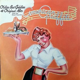 Various – American Graffiti (Oldies But Goldies 41 Original Hits From The Sound Track Of) (2 LP)