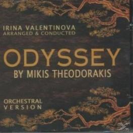 Mikis Theodorakis – Odyssey - Orchestral Version (CD)