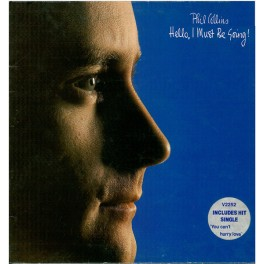 Phil Collins - Hello, I Must Be Going! (LP)