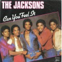 The Jacksons - Can You Feel It (EP)